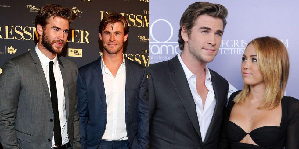 Chris hemsworth reveló toda la verdad sobre el casamiento de Miley y Liam