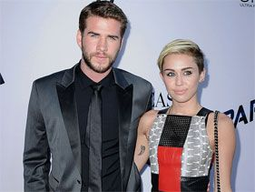 Miley Cyrus y Liam Hemsworth: separados