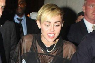 Miley Cyrus sufre de taquicardia
