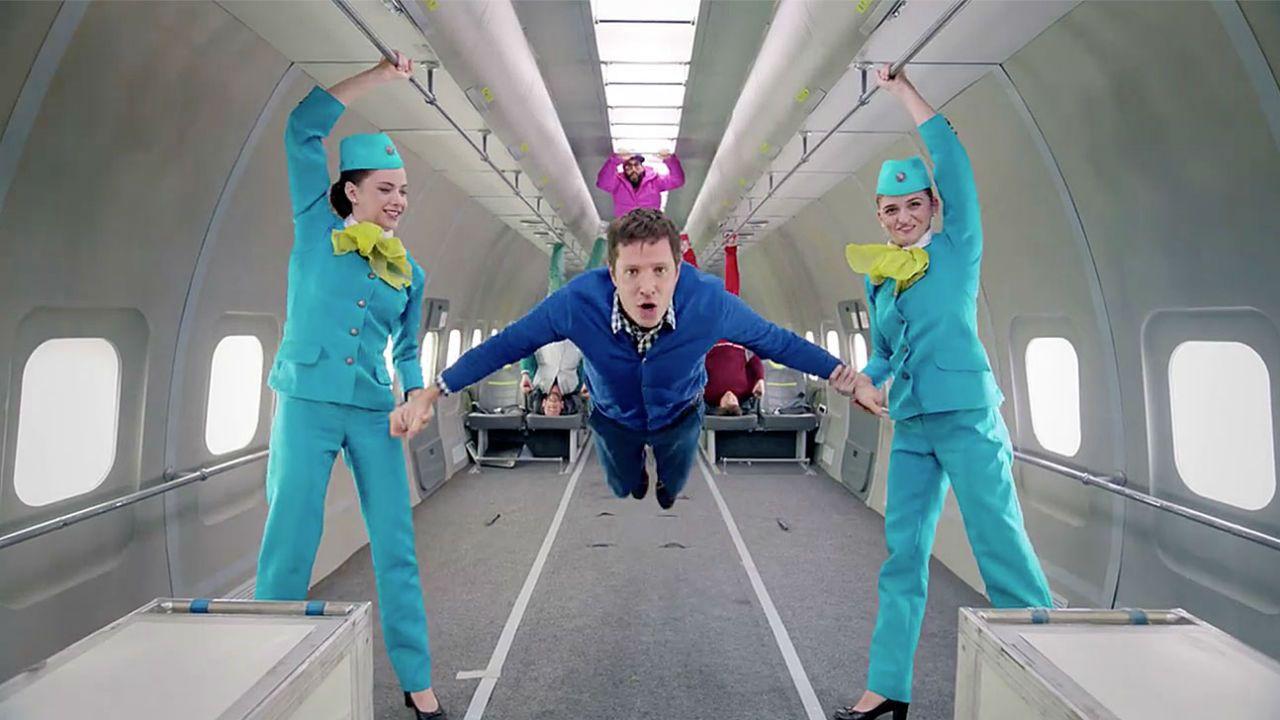 ¡Ok Go tiene un nuevo video que te dejará boquiabierto!