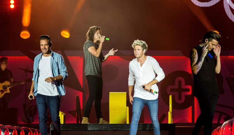 One Direction rompió el silencio y tuiteó sobre su separación