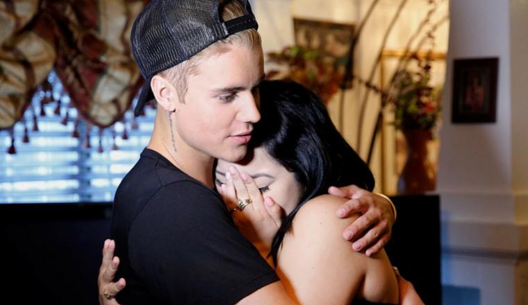 ¡Justin Bieber sorprende a una quinceañera en su fiesta!
