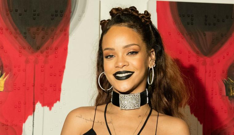 ¿Qué significa la rara portada del disco de Rihanna?