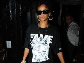 Rihanna quiere viajar al espacio