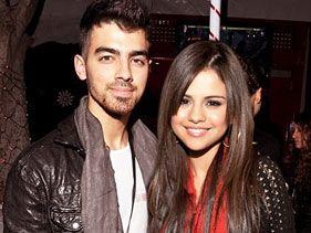 Joe Jonas quiere que Selena Gomez sea feliz