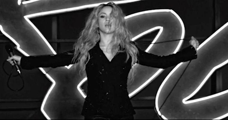 """Shakira captura la fragancia de la música con """"Love Rock by Shakira"""""""