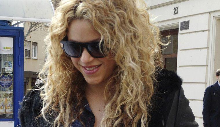 Shakira publica la foto más tierna de su hijo Sasha