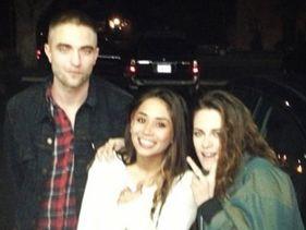 Robert Pattinson y Kristen Stewart... ¿volvieron?