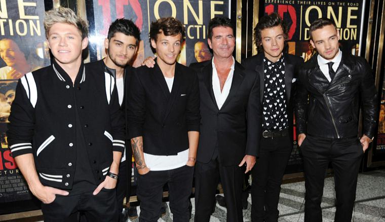 Simon Cowell tuvo que elegir entre Zayn Malik y One Direction