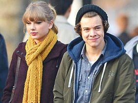 Taylor Swift: ¿afuera de la película de One Direction?