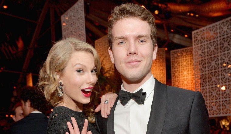 El hermano de Taylor hizo el comentario más chistoso en la after-party de los VMAs 2015