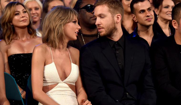Taylor, Calvin y la cita más romántica del mundo en Nueva York