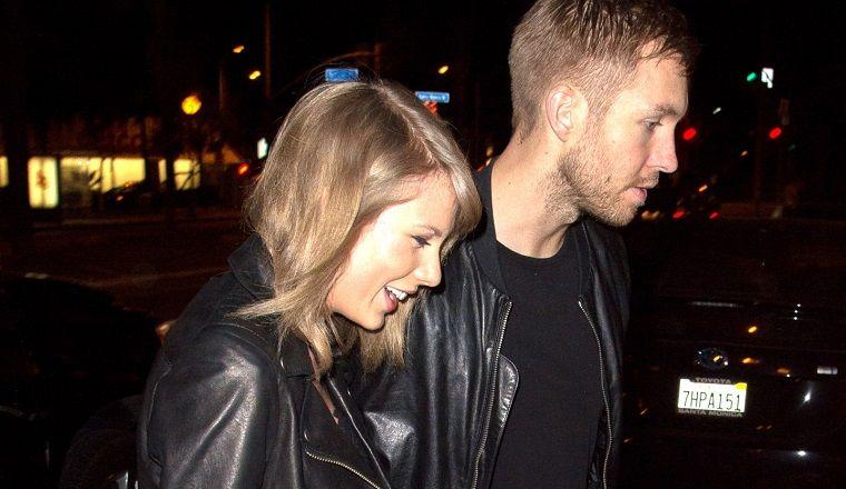 Taylor Swift y Calvin Harris no pueden estar más de novios ¡y aquí tenemos la prueba!