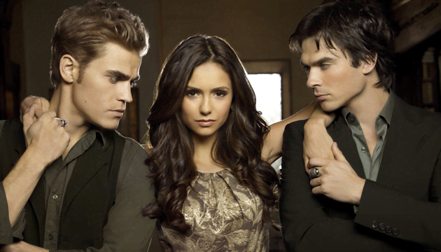 The Vampire Diaries: amor vampiro en MTV - The Vampire Diaries: amor vampiro en MTV