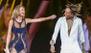 Taylor Swift y Wiz Khalifa, ¡toda la química en el escenario!
