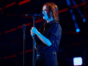 Garbage: probando sonido!