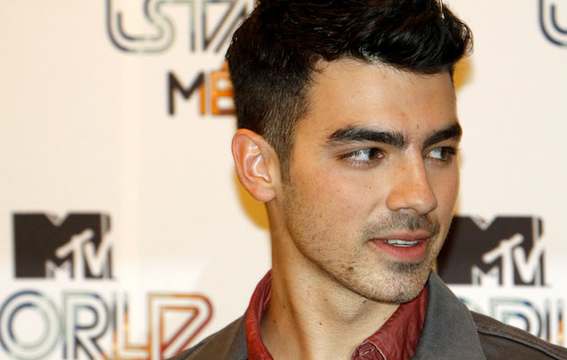 WORLD STAGE MXICO 2011: EL DA ANTERIOR - El primero en llegar: Joe Jonas, durante su conferencia de prensa.