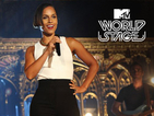 World Stage: Alicia Keys